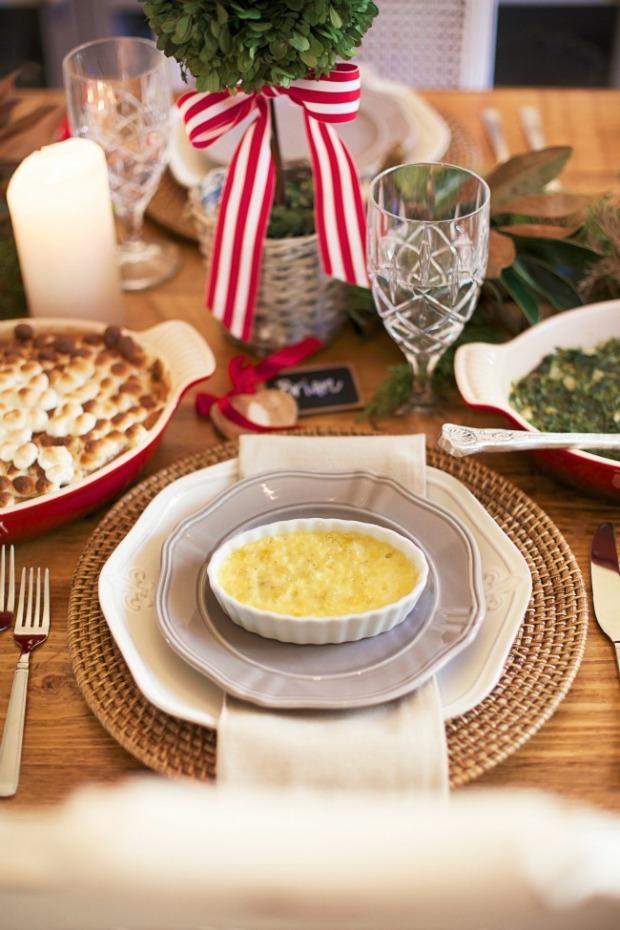 Corn Pudding, River Road Recipes Blog