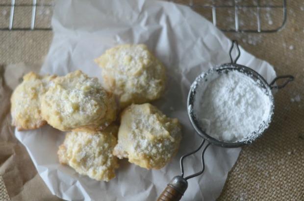 River Road Recipes Potato Chip Cookies