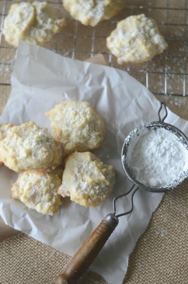 Potato Chip Cookies- River Road Recipes Blog