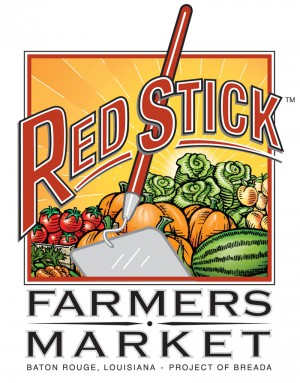 Red Stick Farmers Market Logo