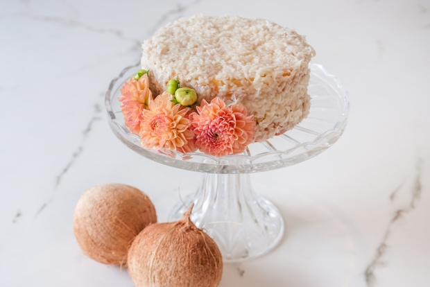What To Serve With Coconut Pound Cake