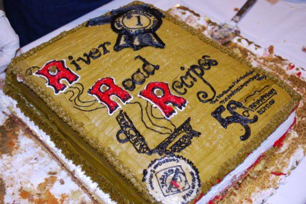 The River Road Recipes I 50th birthday cake!